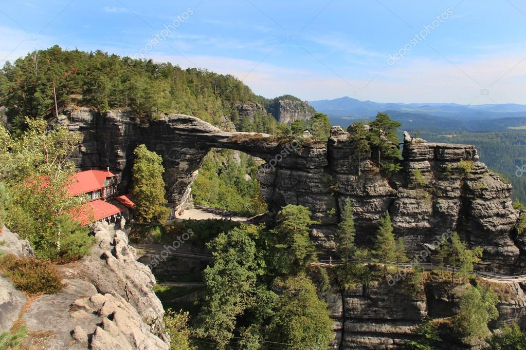 National park Czech Switzerland, Czech Republic