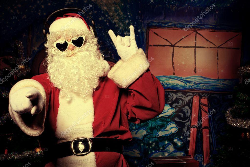 Christmas Rock — Stockfoto © prometeus #13265213