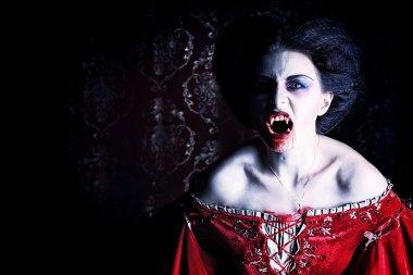 Demon in night