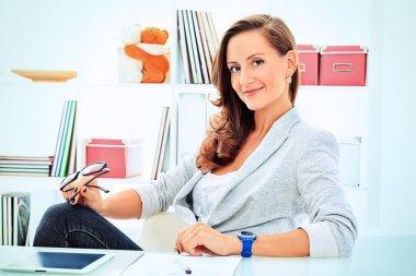 Working woman