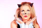 Katze Make-up