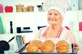 Fotografie grandmas biscuits