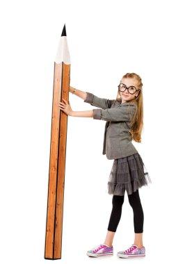child pencil