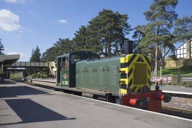 Gloucestershire ve warwickshire miras Buhar demiryolu