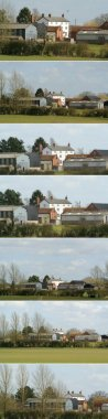 Country houses in england