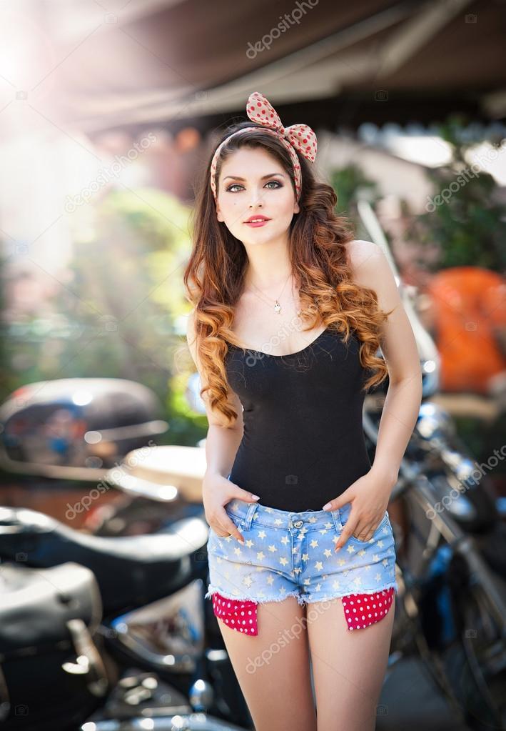 фото красивой девушки с красивой фигурой