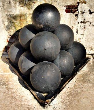 Canon Balls