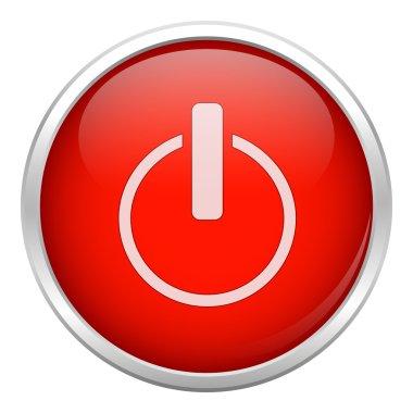 Red close icon