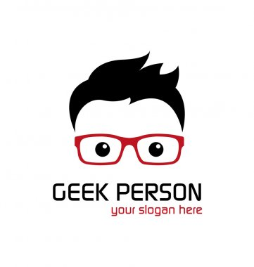 Geek person