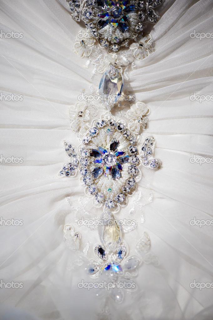 c7b30f2311d5 Bisutería para vestido de novia — Fotos de Stock © ryzhov  41218509