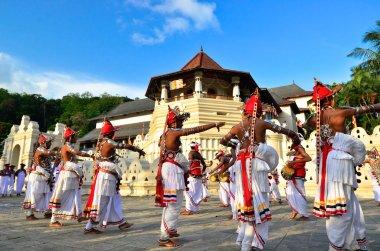 Pera Hera festival in Kandy