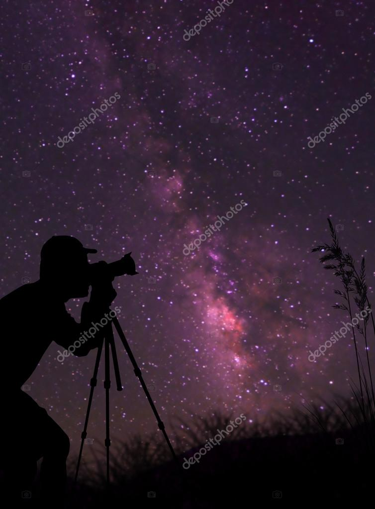 Photographer capture stars