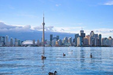 Toronto Skyline panoramic