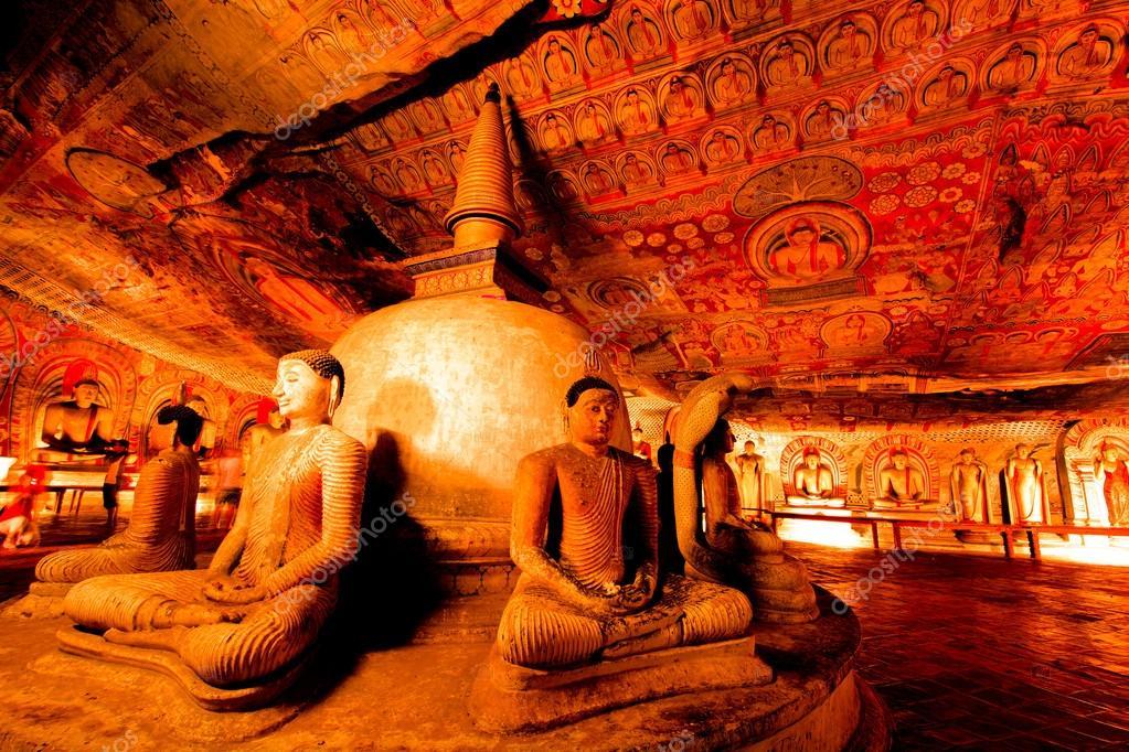 sri lanka buddhist temple - HD2048×1366