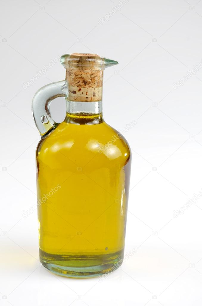 The best olive oil in the world — Stock Photo