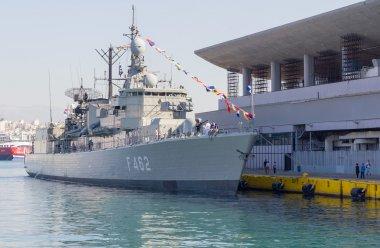 Elli class frigate F-462