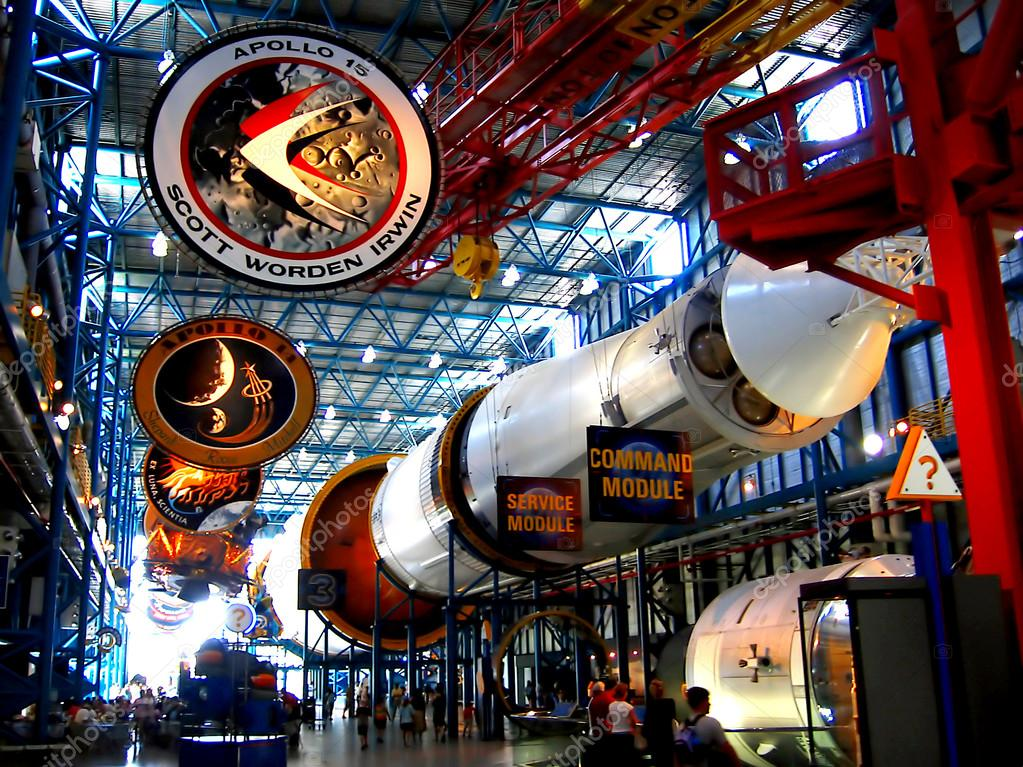 Kennedy space centre, Florida, USA