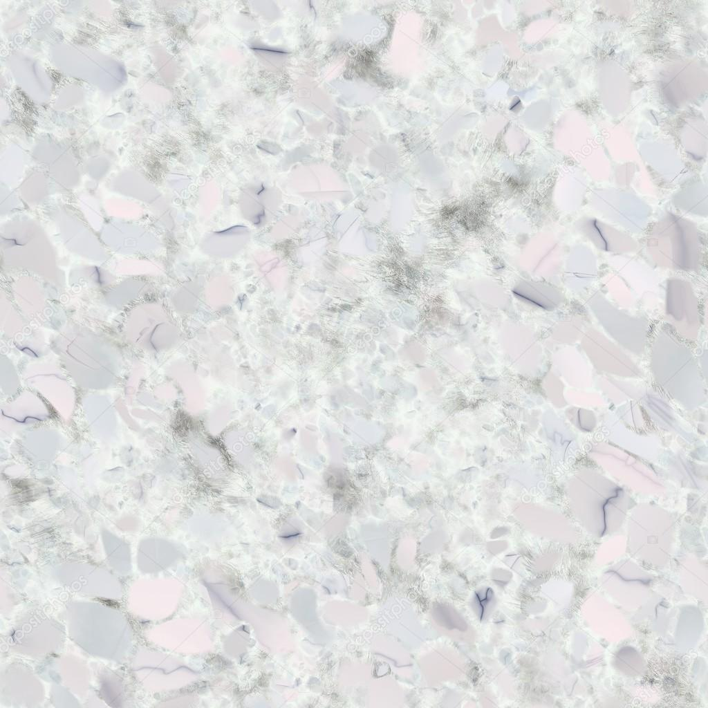 Artificial Marble Seamless Texture Stock Photo
