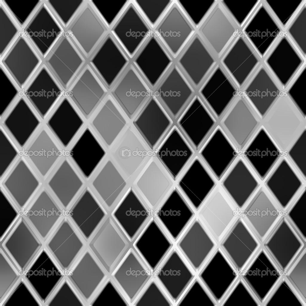 Piastrelle metalliche sfondo senza soluzione di - Piastrelle metalliche ...