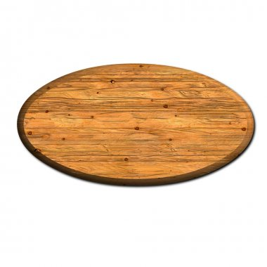 Wood pad