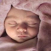 Fotografie Baby sleeping