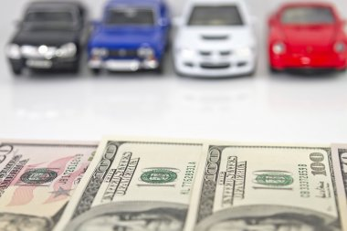 Buying a new car for cash
