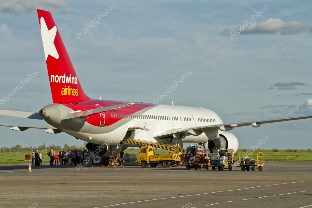Havayolu Nordwind (Nordwind Havayolları). Kuzey Rüzgarı (havayolu) - uçaklar 22