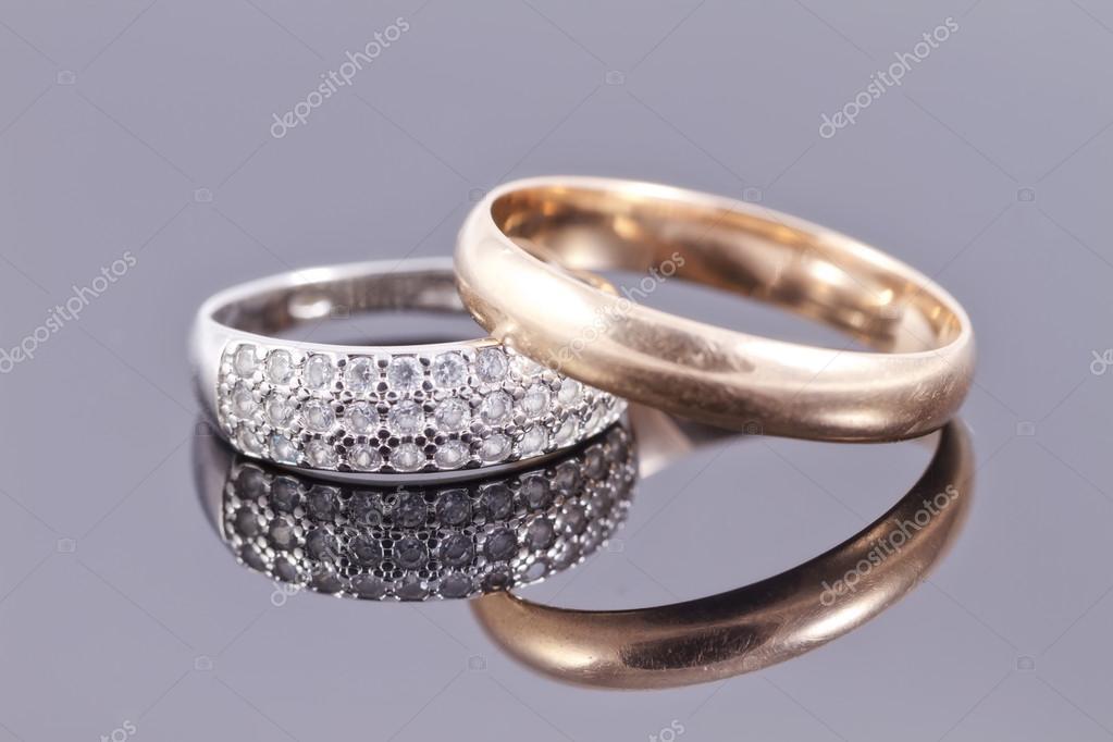 Обручки  золота та срібла b7fd1f4220026