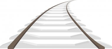 Long rails isolated
