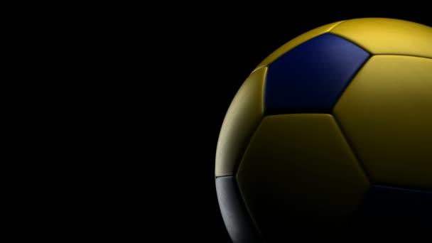 Fotbalový míč (změna barvy)