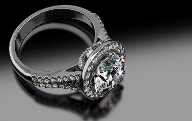 Precious Diamond Ring