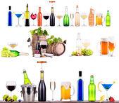 más alkohol italok készlet
