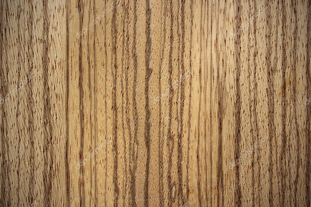 Zebrano Wood Surface Vertical Lines Stock Photo