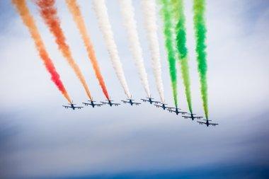 Italian airshow