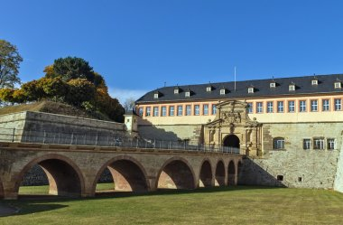 Citadel of Petersberg,Erfurt, Germany