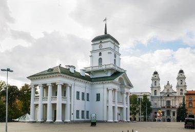 City Hall, MInsk, Belarus