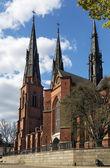 Katedrála v Uppsale