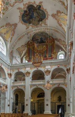 Jesuit Church, Lucerne