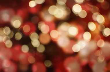 Abstract holiday background, beautiful shiny Christmas lights, g