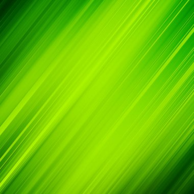 Green Abstract motion blur background
