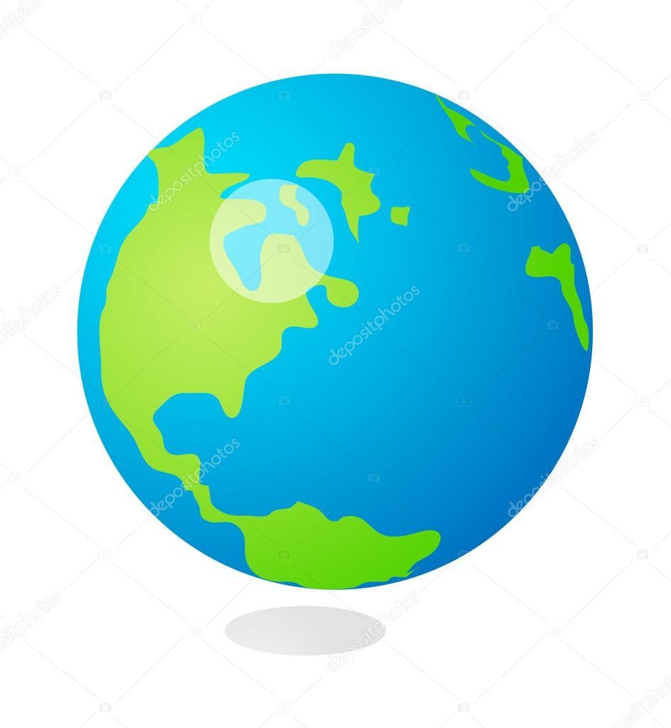 Erde Vektor