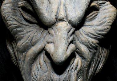 Portrait of monster