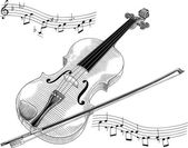 Fényképek hegedű