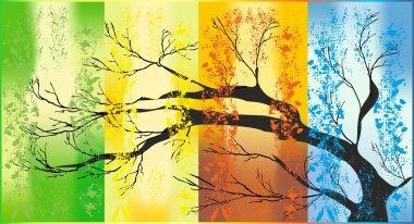 Four seasons,