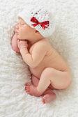 Fényképek karácsonyi baba