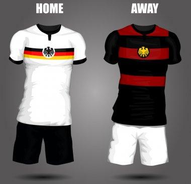 Germany soccer jersey
