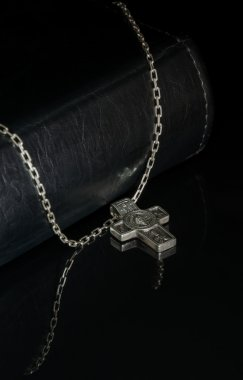 bible and crucifix