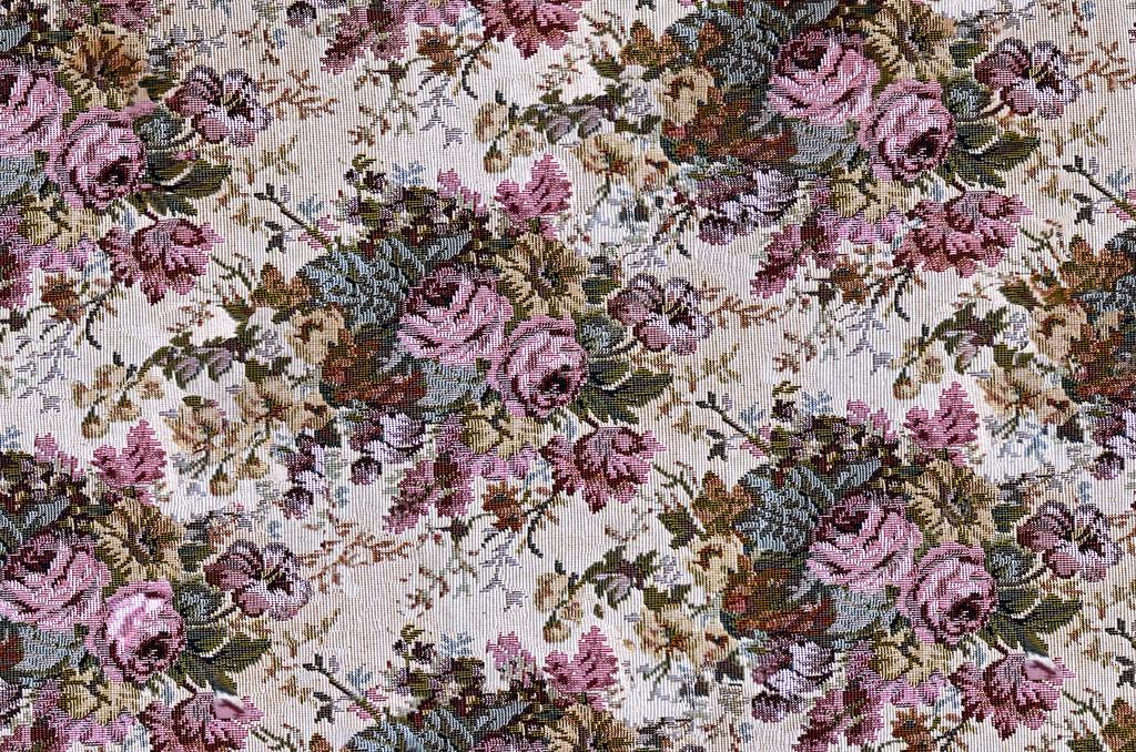 tapisserie vintage rose photographie jentara 23360172. Black Bedroom Furniture Sets. Home Design Ideas