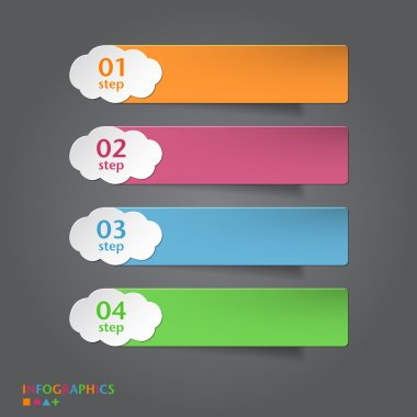 Infographics Banner, Label, Tag designs Template.