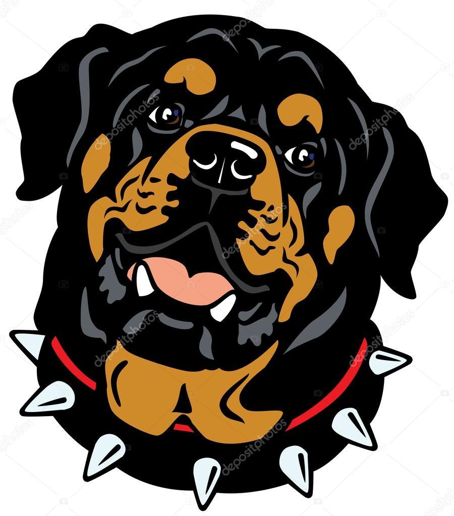 rottweiler stock vectors royalty free rottweiler illustrations